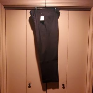 NWTS RALPH LAUREN BLK DRESS SLACKS. 36X30L